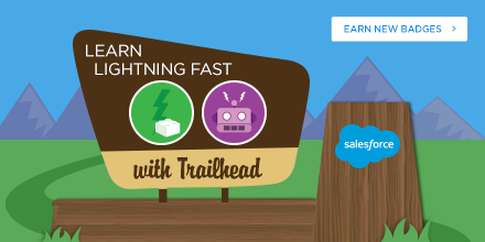 Salesforce Trailhead, New trails are here