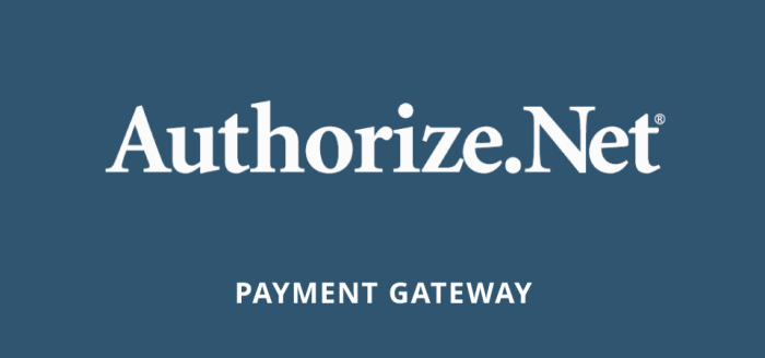 Connect Salesforce with Authorize.Net